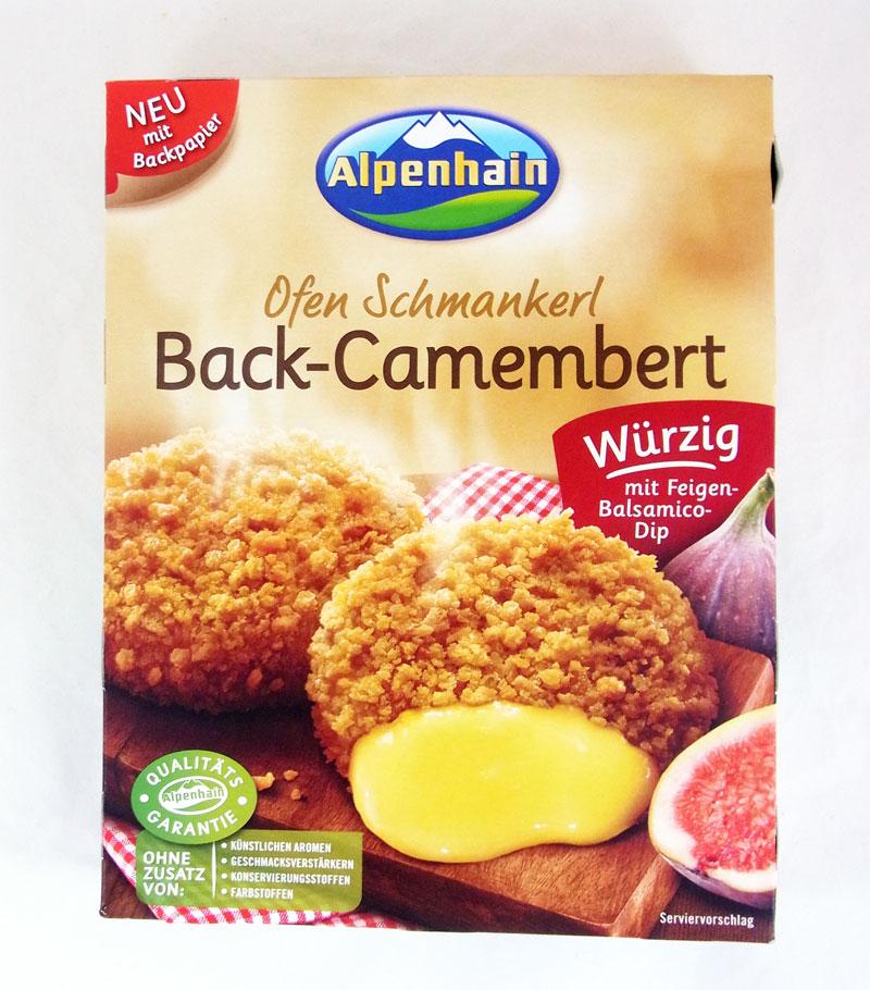 Alpenhain Back Camembert