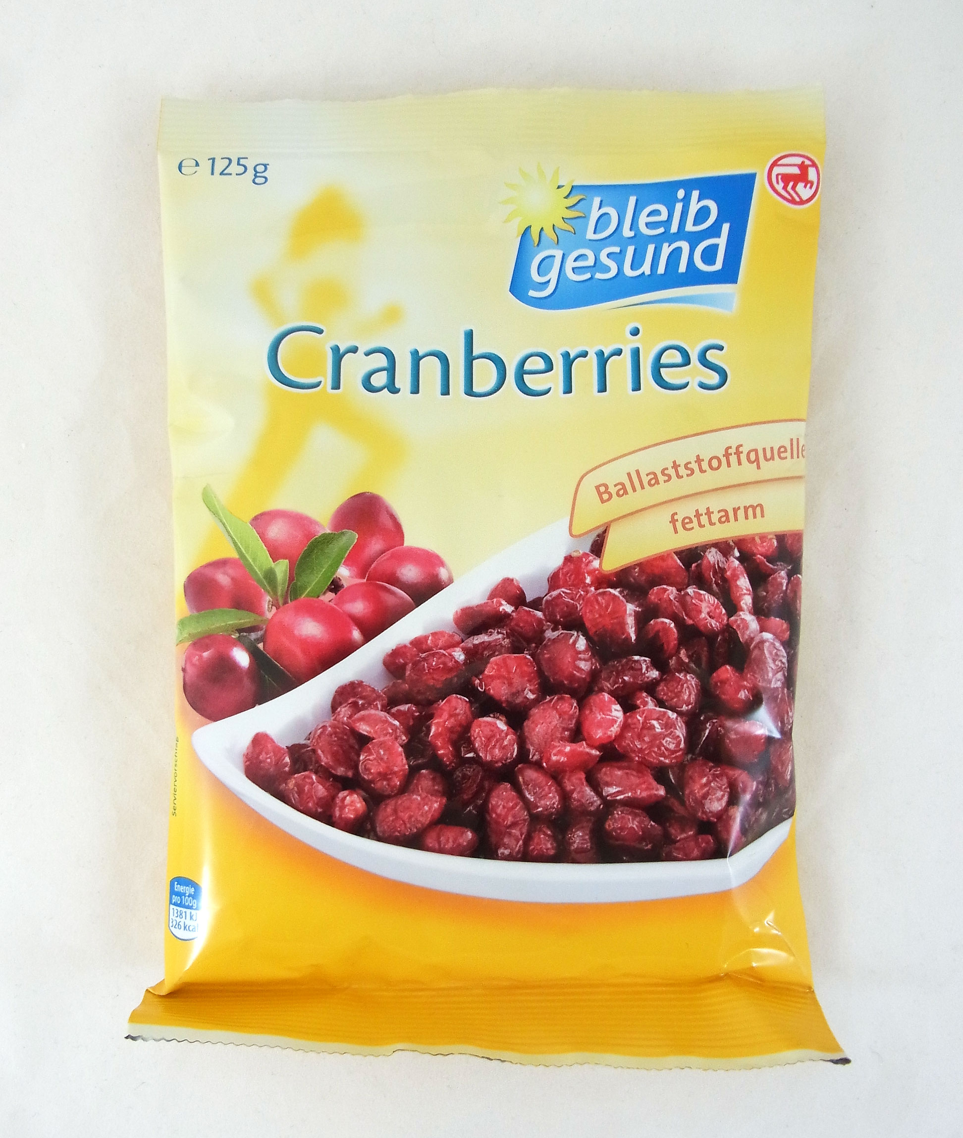 rossmann bleib gesund cranberries lebensmittelklarheit. Black Bedroom Furniture Sets. Home Design Ideas