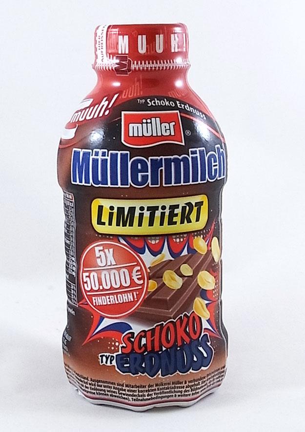 Müller Milch Schoko