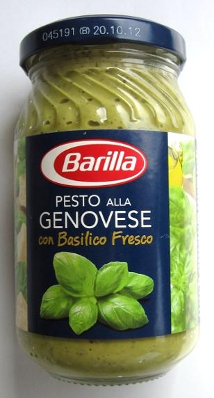 Pesto Genovese Barilla