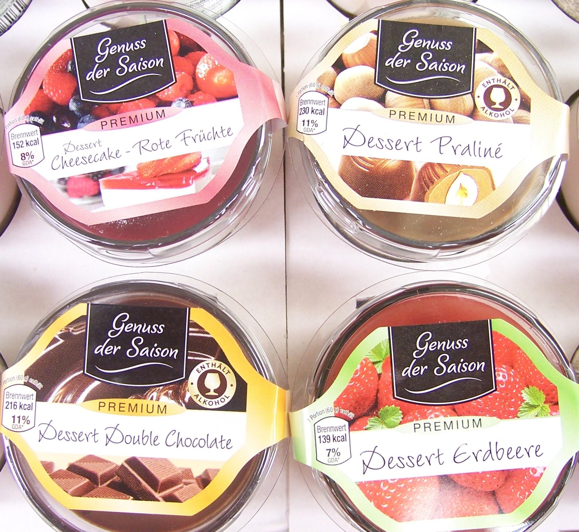 premium dessert beispiel sorte erdbeere lebensmittelklarheit. Black Bedroom Furniture Sets. Home Design Ideas